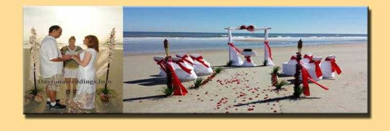 Daytona Beach Weddings